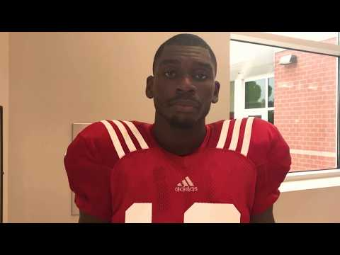 Stephen Louis on chemistry with Ryan Finley, confidence in secondary, South Carolina matchup