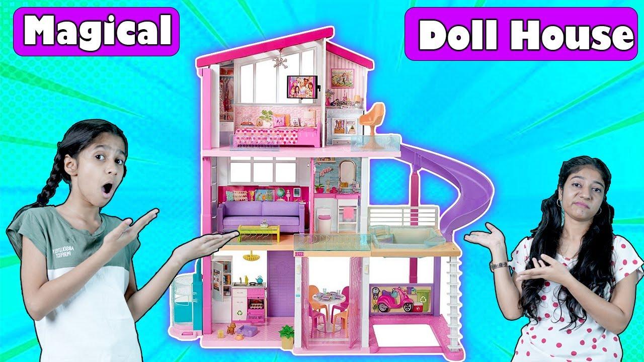Pari Ka Magical Doll House | Fun Story | Pari's Lifestyle