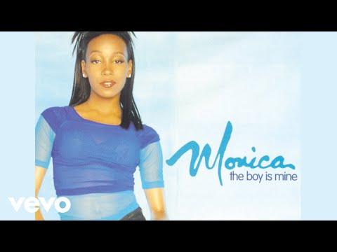 Monica - Angel of Mine (Audio)
