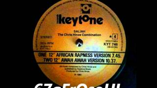 The Chris Hinze Combination African Rapness 1984.mp3