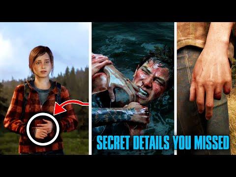 Secret Details You Missed in The Last of Us Part II