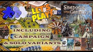 Shadows Over Camelot | Campaign and Solo Variants