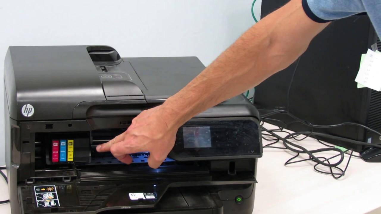 ענק איך מחליפים ראש דיו למדפסת הזרקת דיו? - YouTube MV-03