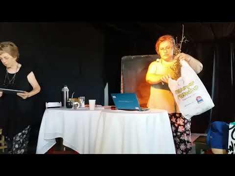 Charla de Ing  Beatriz Costa sobre Hierbas Medicinales