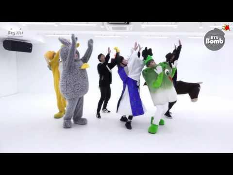BTS 21st century girl - Dance choreography (Halloween Ver.)