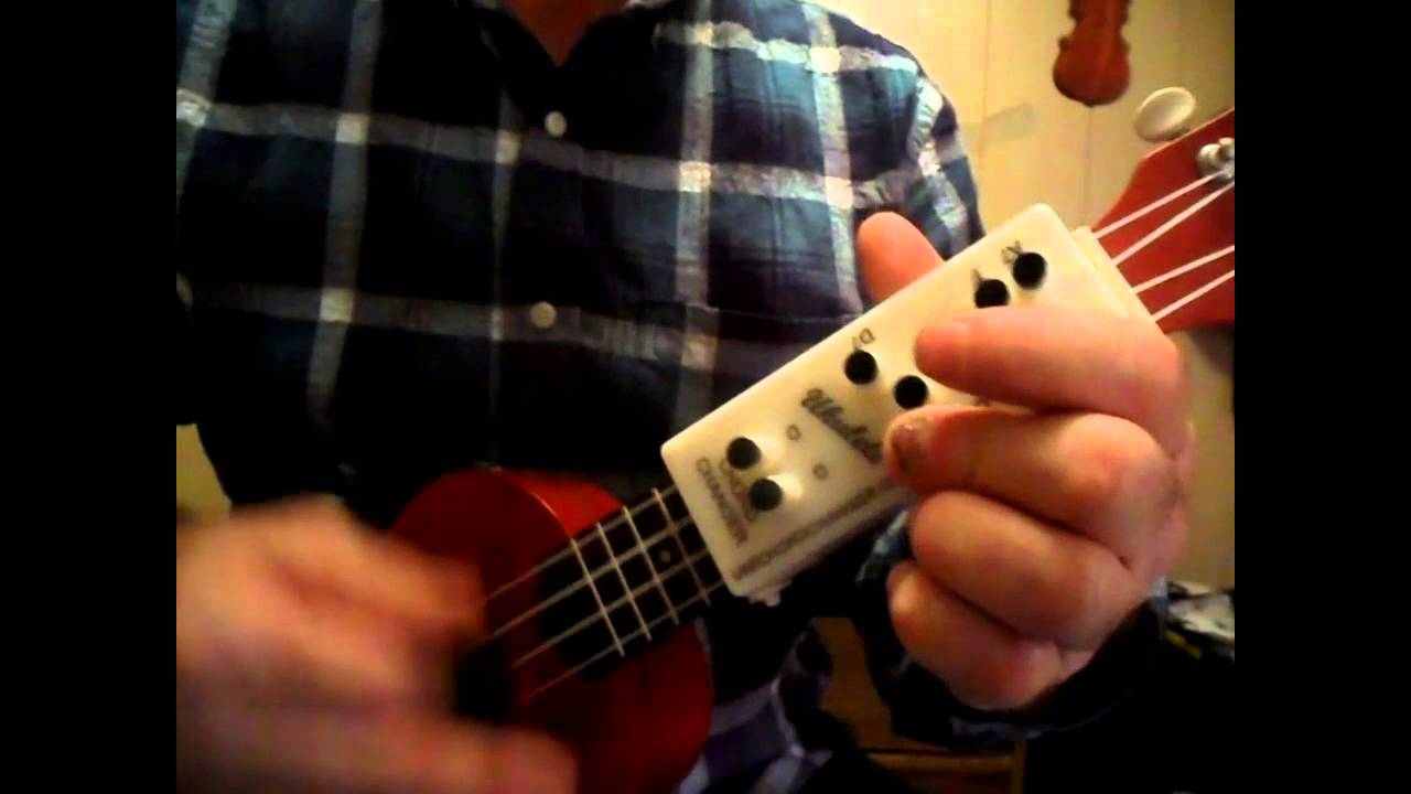 Ukulele Chord Changer Power In The Blood Youtube
