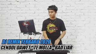 Download DJ PAMER BOJO TERBARU 2020 [ CENDOL DAWET ]  DJ LIZZA MAHENDRA