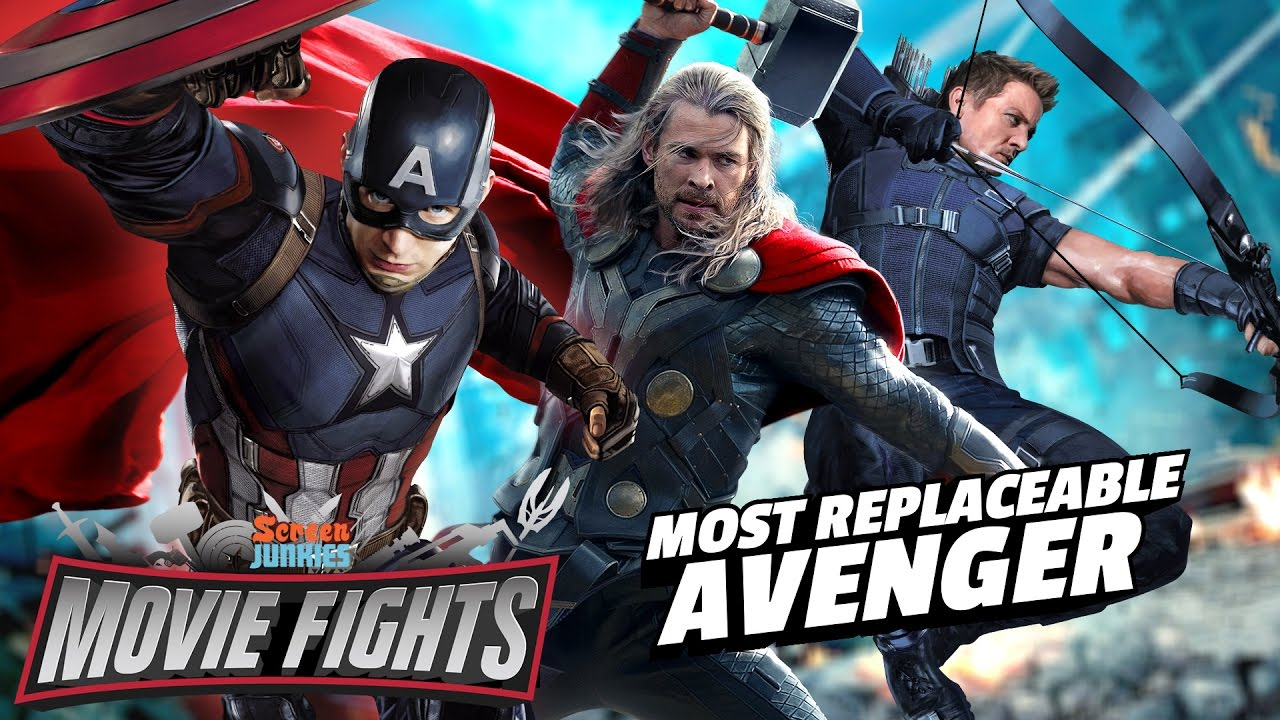 what-avengers-actor-is-the-most-replaceable-movie-fights