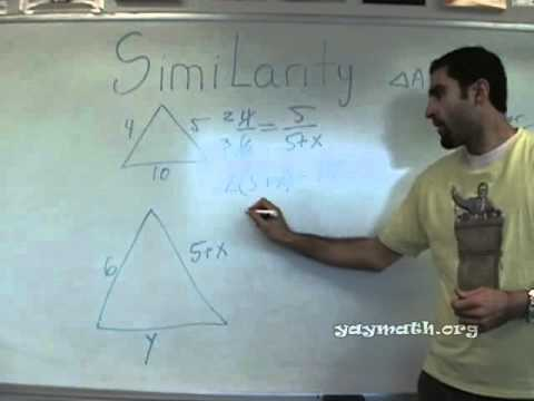 Geometry - Similarity