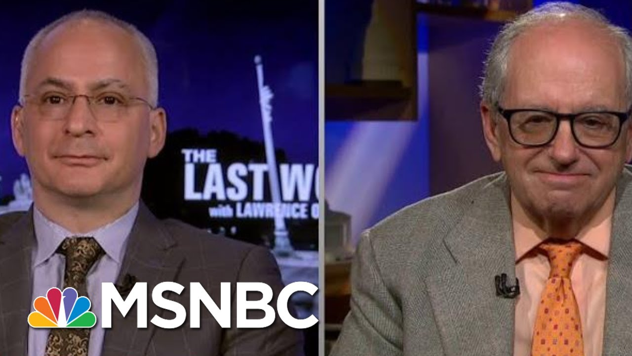 RPT: Judiciary Committee Plans To Vote On Articles Of Impeachment This Week | The Last Word | MSNBC
