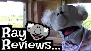 Ray Reviews... Attenborough Nature Reserve