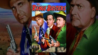 THE RANGE BUSTERS | Ray Corrigan | Full Length Western Movie | English | HD | 720p thumbnail