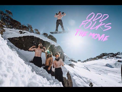 Odd Folks  – Shred Bots snowboard video