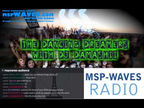 The Dancing Dreamers with DJ Damashii Episode 03 2018 01 03