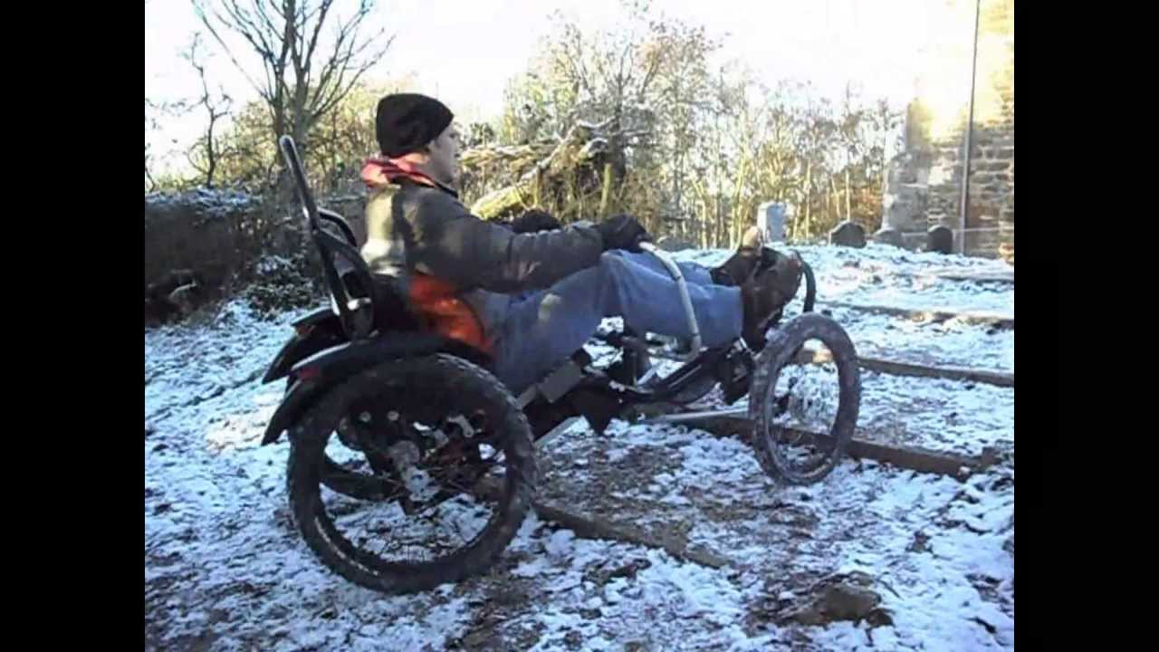 Off Road Wheelchair >> Boma7 Off road wheelchair - steps, mud and snow - YouTube