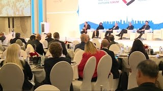 أخبار الإقتصاد | إنطلاق ملتقى الإمارات للآفاق الاقتصادية في دورته الرابعة