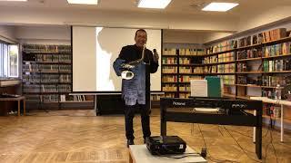 Лекция израильского композитора Шломи Гольденберга «Современный джаз: история одной импровизации»