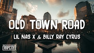 Download Lil Nas X - Old Town Road ft. Billy Ray Cyrus (Remix) (Lyrics)