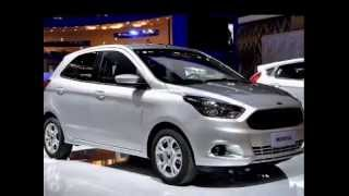 2015 ford figo hatchback spotted new generation ford figo first look