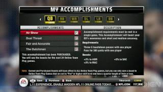 Madden NFL 11 Online Team Play