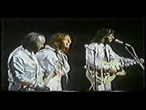 bee gees saturday night fever video