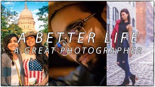 Having a career job and being a Photographer