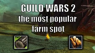 Guild Wars 2 gold guide: The most popular farm spot right now (May 2016)