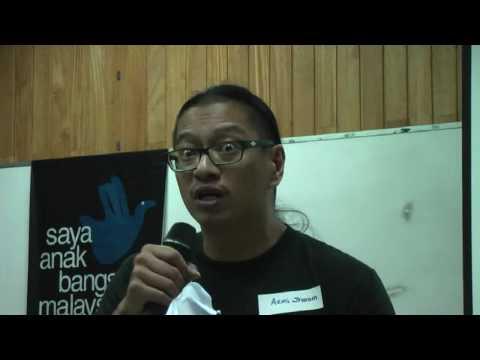 Melaka: Dr Azmi Sharom Part 2 of 4.
