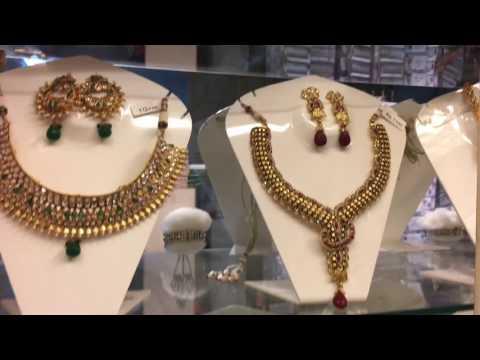 Bangles & Necksets Shopping||prince Plaza||lawanprakash