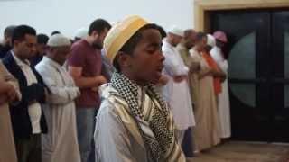 Tarawih Prayer at ICT - Omar Sharif, Youngest Imam at ICT