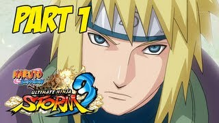 Naruto Shippuden Ultimate Ninja Storm 3 - Story Mode Part 1