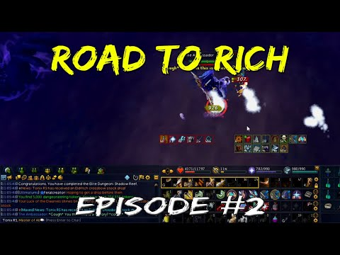 Road to Rich: Episode 2 | Bought a ZGS! [Runescape 3]