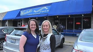 Betty's Trip to Winchell's Restaurant & Sports Bar with Family