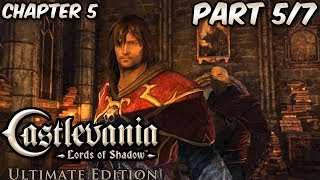 Castlevania: Lords Of Shadow - Let's Play - Chapter 5 Part 5/7 Abbey Tower