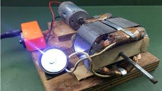 5V AC Générateur Réel De 100% , l'énergie Libre de 2018 , le Nouveau projet de la maison de la science