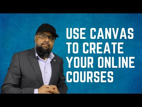 use-canvas-instructure-to-create-your-online-courses