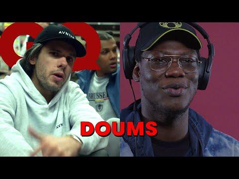 Youtube: Doums juge le rap français: Damso, Gambi, Orelsan…   GQ