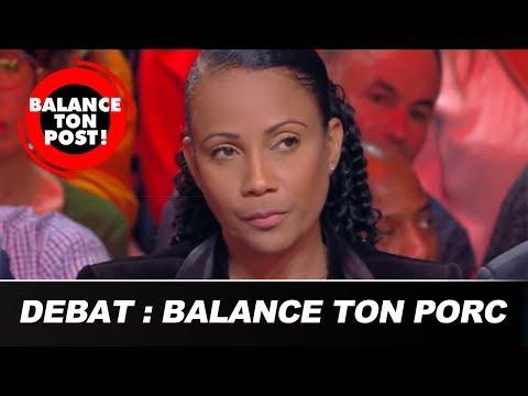 'Êtes-vous d'accord avec le mouvement Balance Ton Porc ?' Le débat de Balance Ton post