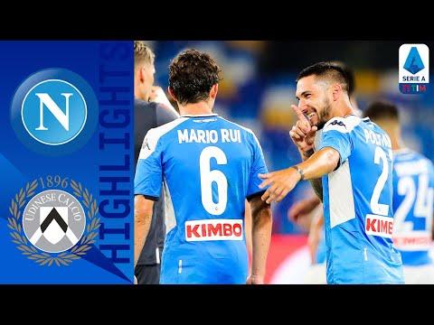 Napoli 2-1 Udinese | Politano's stoppage time wonder goal wins it for Napoli! | Serie A TIM