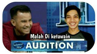 Audisi Indonesia Idol Lucu Juri Pada Ngakak