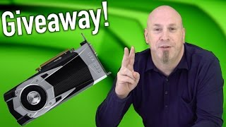 GTX 1060 Founder Edition Giveaway!