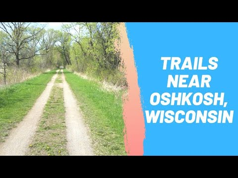 Trails Near Oshkosh, Wisconsin