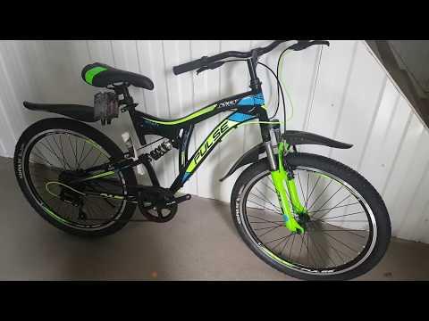 24 Pulse V2471 велосипед горный подростковый 2020 года Видеообзор.