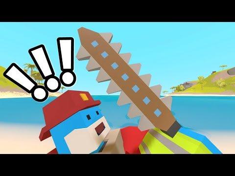 unturned epic shark tooth sword episode 77 unturned role play