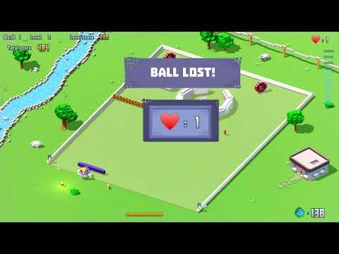 Voxel Baller Gameplay (PC) |