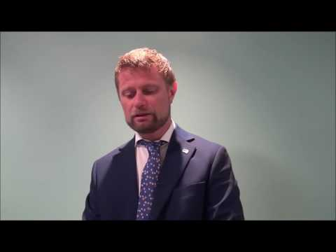 (short) Norway Health Minister: We need to make health services more patient-oriented