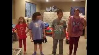kayleigh, kacey, kaytie, kaylah singing the barn dance YouTube Videos