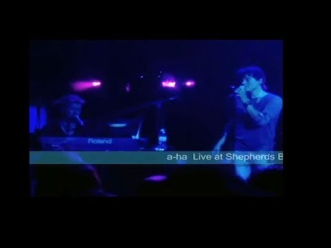 a-ha live - Birthright,  Shepherd Bush Empire, London - 02-02-2006