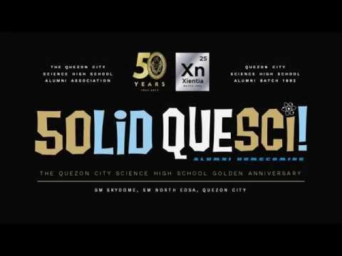 50LID QUESCI! (Quezon City Science High School) Alumni Homecoming 2017