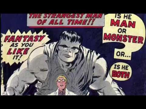 The Incredible Hulk: Monster & Hero